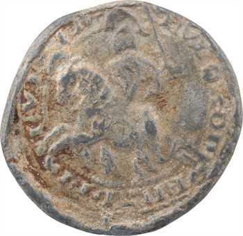 Dauphiné, Baronnies, Mévouillon (baronnie de), bulle seigneuriale, s.d. (c.1300)