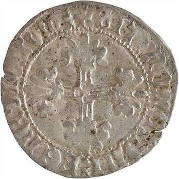 Bourgogne (duché de), Charles le Téméraire, grand blanc, s.d. (c.1475 ?), Dijon