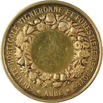 Second Empire, Société horticole de Troyes, s.d. Paris