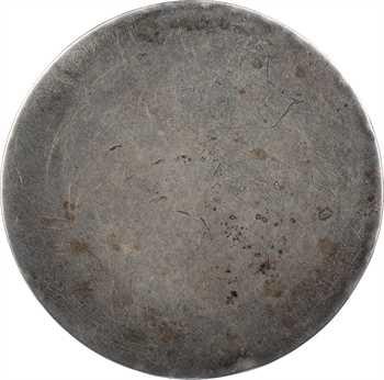 Henri II, médaille uniface, s.d