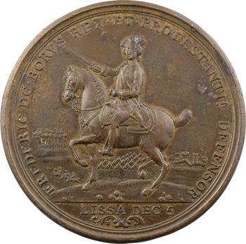 Allemagne, Prusse, Frédéric II le Grand, victoires de Lissa et Rossbach, 1757