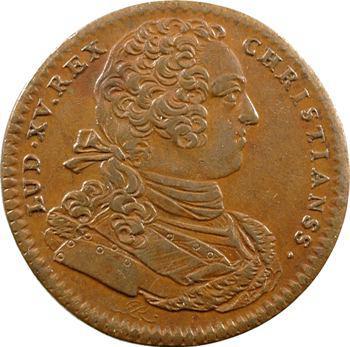 Artillerie, Louis XV, 1734