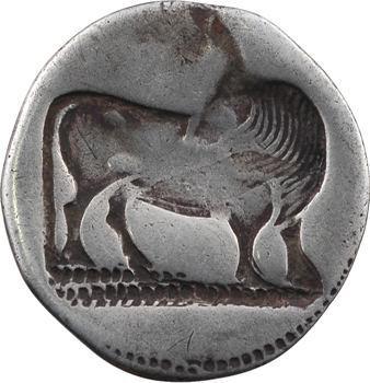 Lucanie, statère ou nomos, Sybaris, c.550-510 av. J.-C.