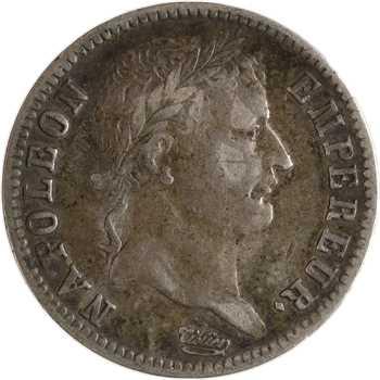 Premier Empire, 1 franc Empire, 1809 Perpignan