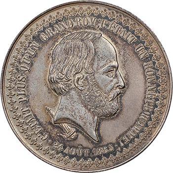 Henri V, hommage posthume, 1883