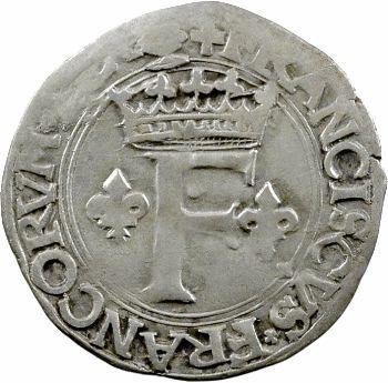 François Ier, blanc Franciscus ou dizain, La Rochelle