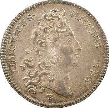 Marine, Louis XIV, 1709