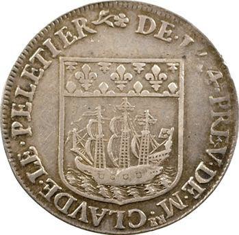 Paris (ville de), Claude Le Peletier, prévôt des marchands, 1676