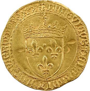 Louis XII, écu d'or au soleil, Villeneuve-lès-Avignon