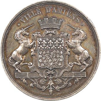 IIIe République, Amiens, la fondation Vagniez-Fiquet, 1874 Paris