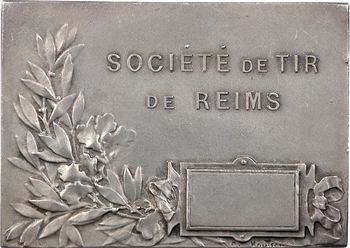 Tir : Reims, Société de tir de Reims, s.d. Paris