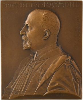 Prud'homme (G.-H.) :  le Professeur Raymond, 1910 Paris