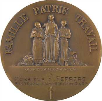 État français, le Maréchal Pétain par F. Cogné, s.d. Paris