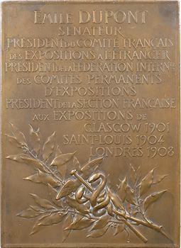 Vernon (F.) : Émile Dupont, expositions internationales, 1911 Paris