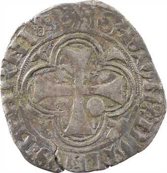 Béarn (seigneurie de), Gaston de Grailly, blanc, s.d. (c.1465-1472) Morlaàs