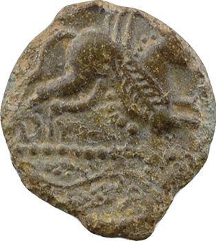 Meldes, bronze ROVECA/ARCANTODAN au griffon, classe Ia, c.60-40 av. J.-C