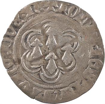 Bretagne (duché de), Jean V, blanc aux quatre mouchetures, s.d. (c.1423-1436) Nantes