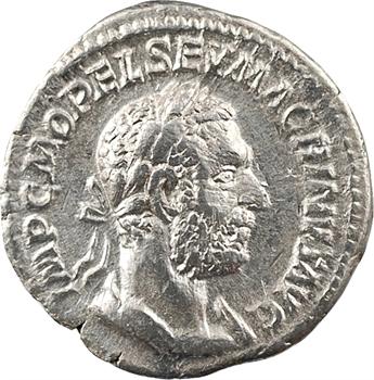Macrin, denier, Rome, 217