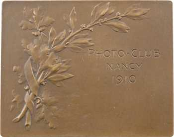 Dubois (H.) : Photo-Club de Nancy, 1910 Paris