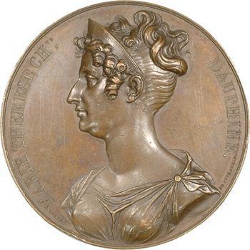 Beauvais (ville de), hommage à Marie-Thérèse par De Puymaurin, 1827 Paris
