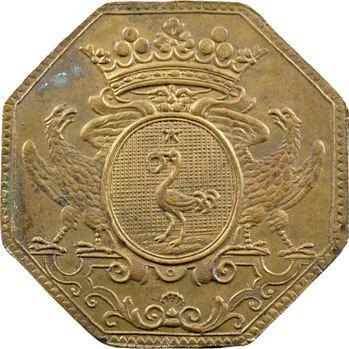Lyonnais, Lyon (ville de), Joseph de Trussy, envoyé du duc de Mantoue, s.d