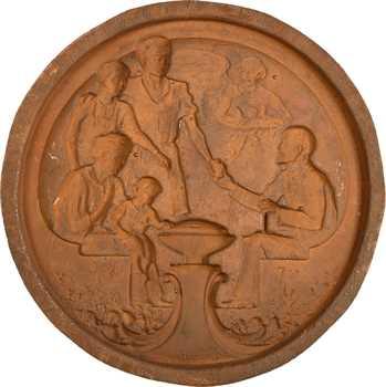 Bruneau (G.) : L'épargne, galvanoplastie, s.d