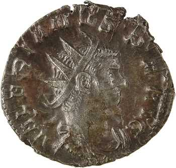 Valérien II, antoninien, Trèves, 256-258
