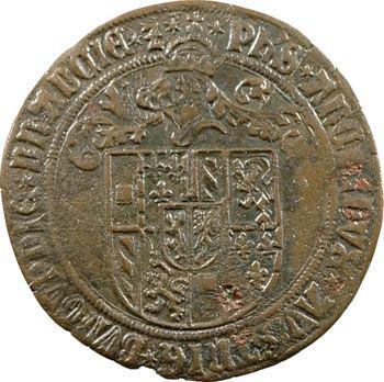 Pays-Bas méridionaux, Brabant, Philippe le Beau, jeton de compte