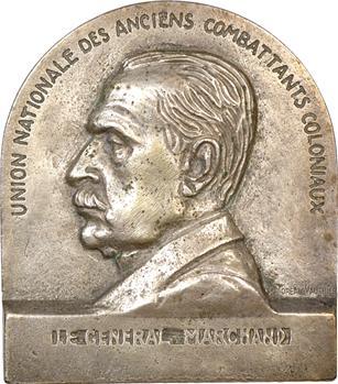 Afrique (mission Congo-Nil), plaque du Général marchand