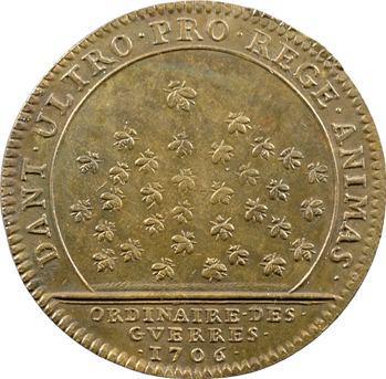 Ordinaire des guerres, Louis XIV, 1706