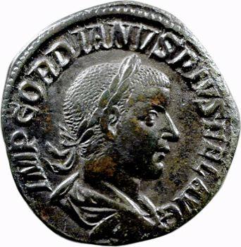 Gordien III, sesterce, Rome, 241