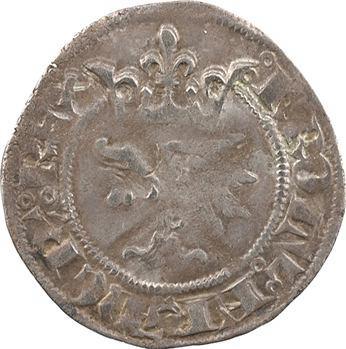 Dauphiné, Viennois (dauphins du), Charles V, pièce de 18 deniers 1er type