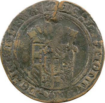 Pays-Bas méridionaux, Flandre, Philippe le Beau, jeton de la Monnaie de Flandres