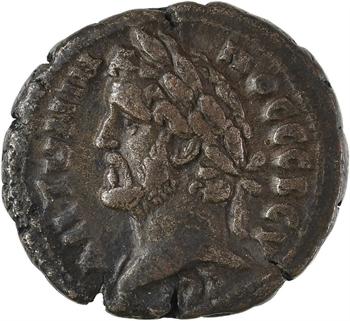 Égypte, Antonin le Pieux, tétradrachme, Alexandrie, An 17 (=153-154)