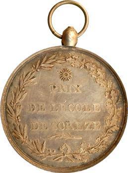 Louis XVIII, prix de l'école de Sorèze, 1816 (après 1860) Paris