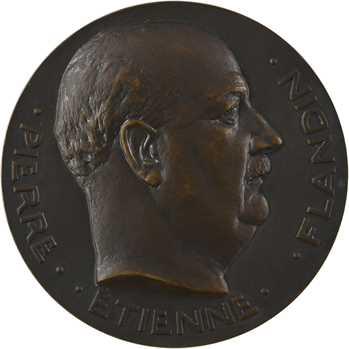 Pommier (A.) : Pierre-Étienne Flandin, jubilé parlementaire, 1914-1939