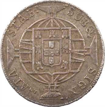 Brésil, Jean VI, 960 réis, 1820 Rio