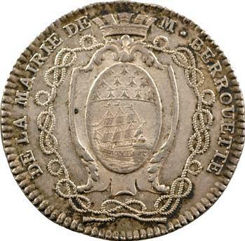 Bretagne, Nantes (mairie de), Jean-Jacques Berrouette, maire, 1782-1783