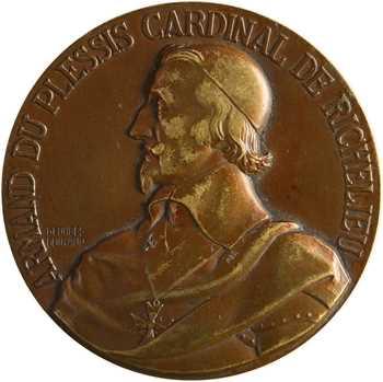 Guiraud (G.) : le cuirassé Richelieu, petit module, s.d. (1941) Paris