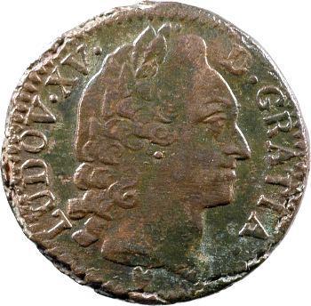 Louis XV, sol d'Aix, 1772 Aix-en-Provence