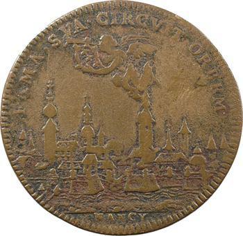 Lorraine, Nancy (ville de), Chambre de la ville, Charles IV, s.d.