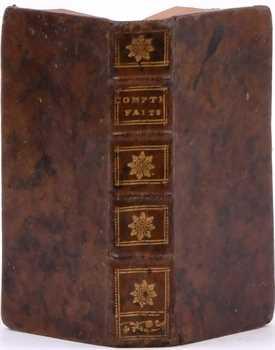 Barrême (F.), Le livre des comptes-faits, Limoges, 1783