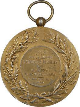 Dubois (Alphée) : pompiers, concours de pompe, s.d. Paris