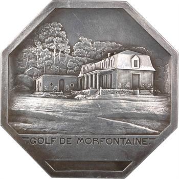 Lenoir (P.) : le Golf de Morfontaine, s.d. Paris