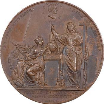 Duc de Berry, monument à sa mémoire, église Saint Maurice de Lille, 1822 Paris