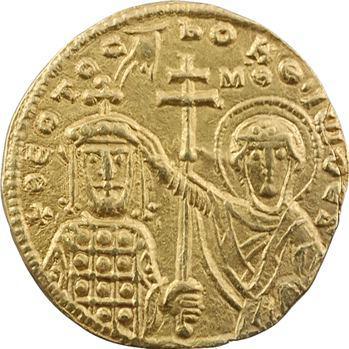 Jean Ier, histamenon nomisma, Constantinople, 969-976