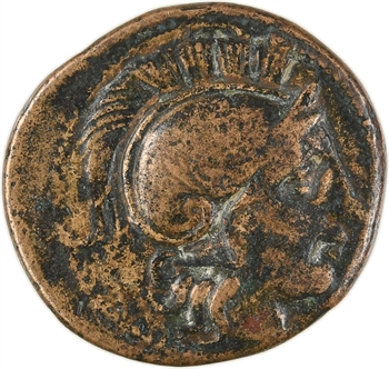 Thrace (royaume de), Lysimaque, petit bronze, 323-281 av. J.-C.