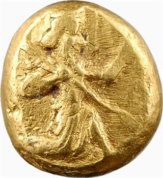 Royaume Achéménide, Darius Ier à Xerxès II, darique, Sardes, c.485-420 av. J.-C.