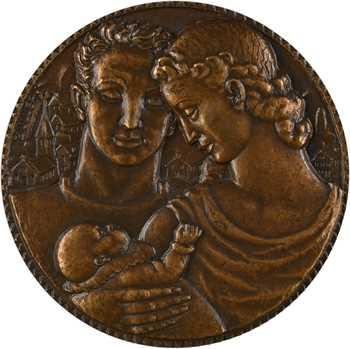 Muller (L.) : La famille (naissance), s.d. Paris