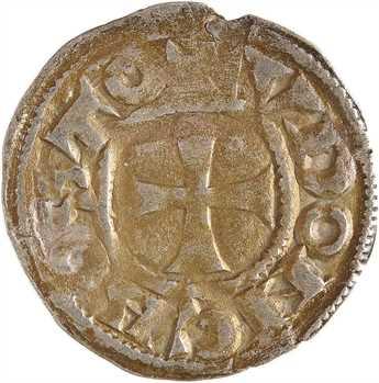 Vendôme (comté de), denier anonyme (8 points), s.d. (c.1180-1205)